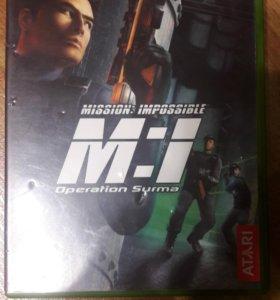 Mission Imposible Xbox Original (Pal)
