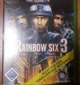 Rainbow Six 3 Xbox Original (Pal)