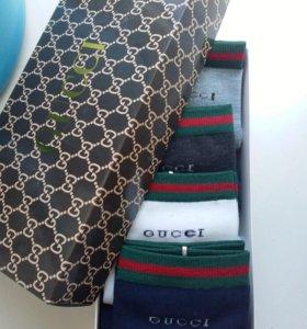 Подарочные носки Gucci