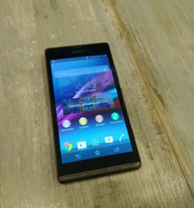 Смартфон Sony Xperia SP C5303 Black