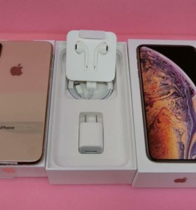 Apple Iphone XS Max Gold Color