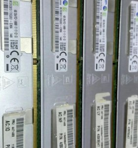 DDR3 ECC REG 16Gb оперативная память