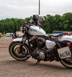 Harley-Davidson XL1200X Forty-Eight 2010