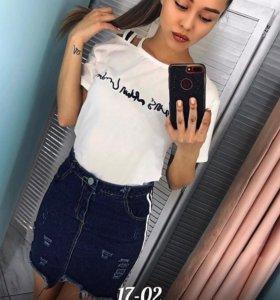 Юбка+футболка