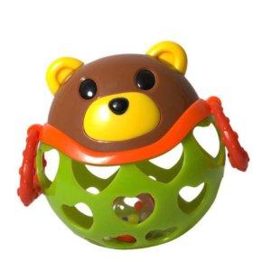 Игрушка-неразбивайка медведь
