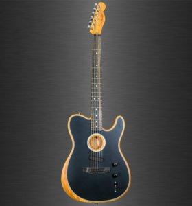 FenderAmerican Acoustasonic Telecaster Гитара