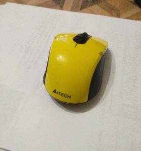 Продам мышку на компьютер.
