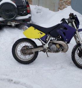 Honda crm 250 mk3