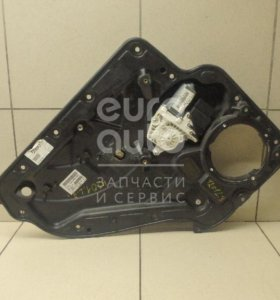 Стеклоподъемник электр. задний левый VW Golf VI 2009-2013; (5K4839461)