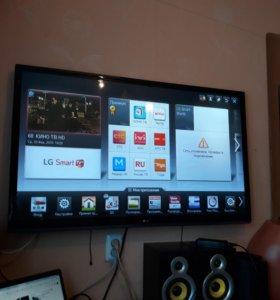3D плазменный телевизор LG 50PM4700-Za