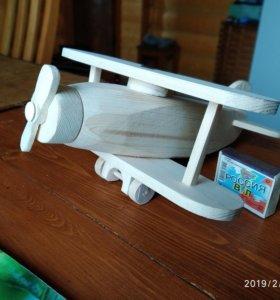 Деревянные игрушки ручной работы