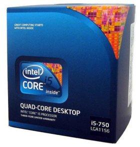 Компьютер i5 750 DDR3 4GB