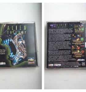 Alien Trilogy (Sony PlayStation 1, 1996)