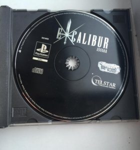 Игра Excalibur 2555 A.D. Для PS 1