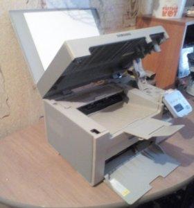Принтер,копир,сканер,самсунг,лазерный