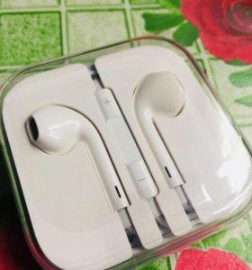 Наушники Apple IPhone оригинал