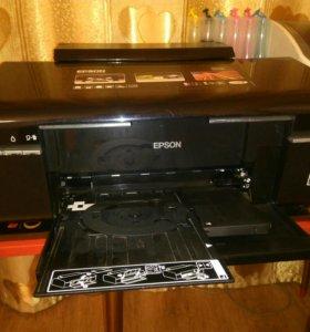 Принтер струйный цветной Epson P50