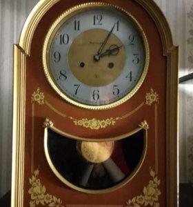 Часы Янтарь механические