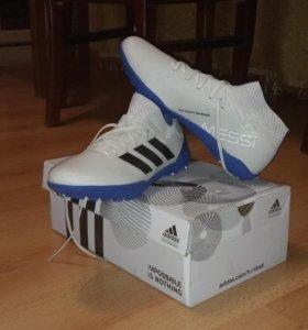 Бампы Adidas messi 18.3