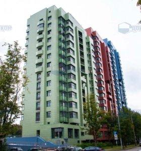 Квартира, 4 комнаты, 125.2 м²