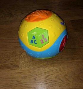 Музыкальный мяч babyGo