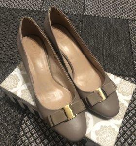 Туфли женские, 41 р-р, нат. кожа