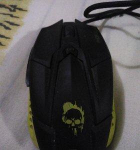 Мышка игровая DEXP Phobos