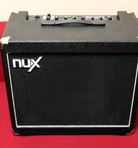 Комбоусилитель с эффектами NUX Mighty 50X