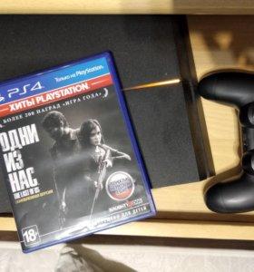 The last of us (Одни из нас) - игра на PS4
