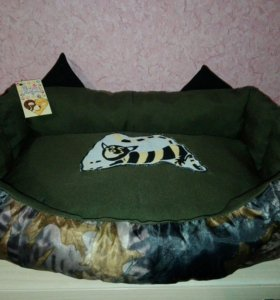 В наличии лежанка лежак коврик для животных