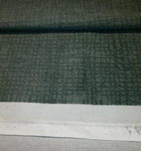 Отрезы ткани мебельной.
