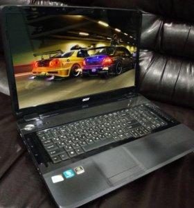 """Игровой ноутбук ACER / 18"""" /1920x1080/ Geforce GT"""