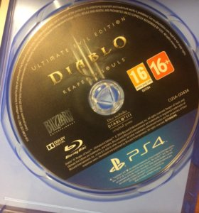 Игра Diablo 3(предпочтителен обмен)