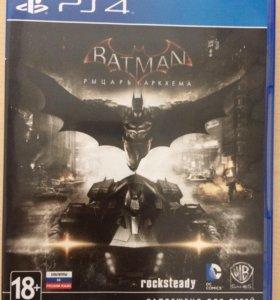 Batman Рыцарь Аркхема PS4