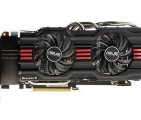 Asus Geforce GTX 670 DC2TOP 2Gb