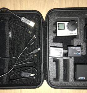GoPro hero4 Black экшн-камера action camera