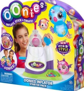 Конструктор из пузырей OONIES (Унис)