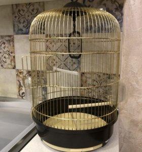 Клетка для попугая Ferplast