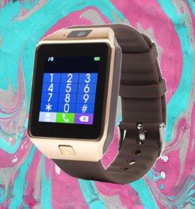 Продам <Новые> smart watch DZ9.