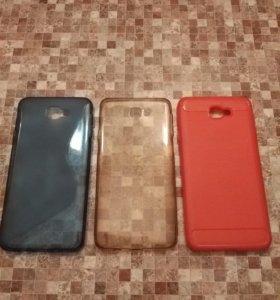 Чехлы на Samsung Galaxy J7 prime