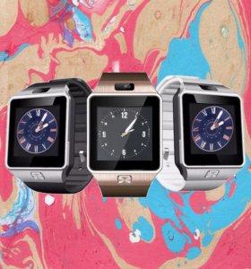 Продаются *Новые* смарт-часы dz9.