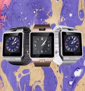 Продам *новые* умные часы DZ9.