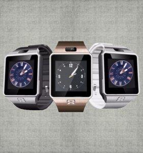 Продаю <НОВЫЕ> смарт часы DZ9.