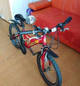 Велосипед Viva NEON (красный)
