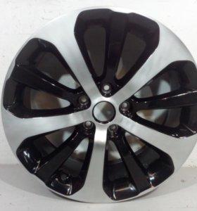 Диск колесный R18X7.5J D67.1 ET50 5x114.3 KIA SORENTO 3 16- б/у 52910C5230 4*
