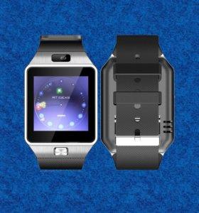 Продам (Новые) умные-часы dz-09.