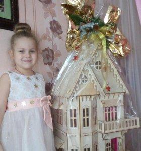 Кукольный домик для Happy Family и Village Story