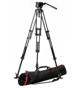 Штатив Manfrotto 546GBK-501HDV