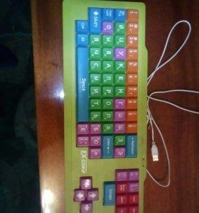 Детская клавиатура