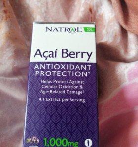 AcaiBerry Витамины для волос и омолажевание кожи.